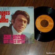 Discos de vinilo: ANDRES DO BARRO DISCO EP. Lote 209850870