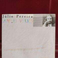 Discos de vinilo: JÚLIO PEREIRA–JANELAS VERDES . EDICIÓN DE PORTUGAL 1990. Lote 209859150