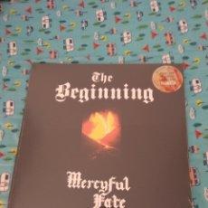 Discos de vinilo: MERCYFUL FATE THE BEGINNING LP. Lote 209867925