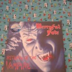 Discos de vinilo: MERCYFUL FATE RETURN OF THE VAMPIRE LP. Lote 209868253