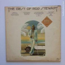 Discos de vinilo: ROD STEWART – THE BEST OF ROD STEWART USA 1976 MERCURY. Lote 209878136