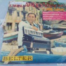 Discos de vinilo: BAILABLES VASCOS. PEPE YANCI. SINGLE.. Lote 209878435