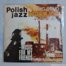 Discos de vinil: BIG BAND KATOWICE. POLISH JAZZ. 1977 POLONIA. SX 1560.. Lote 209879935