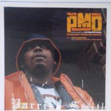 "Discos de vinilo: PMD - STRAIGHT FROM DA HEART [ US HIP HOP / RAP ORIGINAL EXCLUSIVO ] [MX 12"" 45RPM] [[2003]]. Lote 209880897"