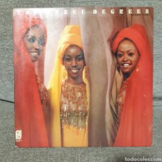 Discos de vinilo: THE THREE DEGREES LP GATEFOLD 1974. Lote 209881547