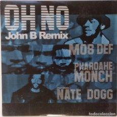 "Discos de vinilo: MOS DEF & PHAROAHE MONCH FT. NATE DOGG [ US HIP HOP / RAP ORIGINAL EXCLUSIVO ] [MX 12"" 45RPM] [2001]. Lote 209884108"