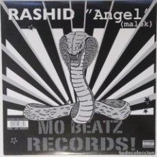 """Discos de vinilo: RASHID - ANGEL (MALEK) [ GERMANY HIP HOP / RAP EDICIÓN EXCLUSIVA ] [[MX 12"""" 45RPM]] [[2004]]. Lote 209886056"""