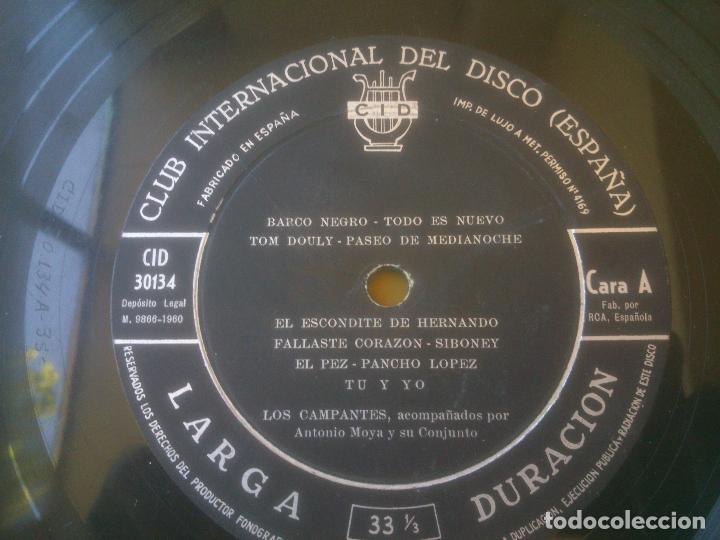Discos de vinilo: LOTE 12 DISCOS SEGUN FOTOS - Foto 5 - 209886210