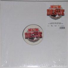 """Discos de vinilo: DJ DESUE - ART OF WAR FT. AFROB [ GERMANY HIP HOP / RAP EDICIÓN EXCLUSIVA ] [MX 12"""" 45RPM] [[2002]]. Lote 209885990"""