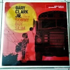 "Discos de vinilo: GARY CLARK JR. - "" THE STORY OF SONNY BOY SLIM "" 2 LP 2015 EU SEALED. Lote 209914768"