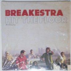 """Discos de vinilo: BREAKESTRA - HIT THE FLOOR [US FUNK / SOUL HIP HOP] [EDICIÓN ESPECIAL LIMITADA 2LP 12"""" 33RPM] 2005. Lote 209917067"""