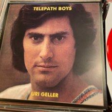 Discos de vinilo: TELEPATH BOYS LP URI GELLER DISCO VINILO PUNK ROCK HARDCORE CASTELLON. Lote 209917292