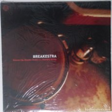 "Discos de vinilo: BREAKESTRA - DEUCES UP DOUBLE DOWN [US FUNK / SOUL] [EDICIÓN ESPECIAL LIMITADA MX 12"" 45RPM] 2001. Lote 209917468"