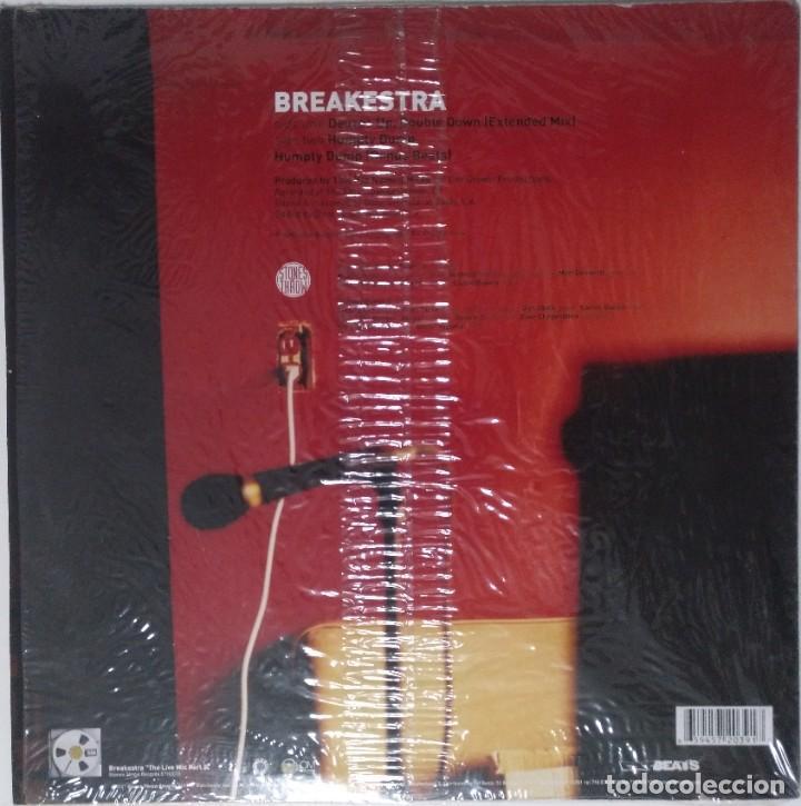 """Discos de vinilo: BREAKESTRA - DEUCES UP DOUBLE DOWN [US FUNK / SOUL] [EDICIÓN ESPECIAL LIMITADA MX 12"""" 45RPM] 2001 - Foto 2 - 209917468"""