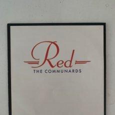 Discos de vinilo: RED- THE COMMUNARDS. Lote 209921826