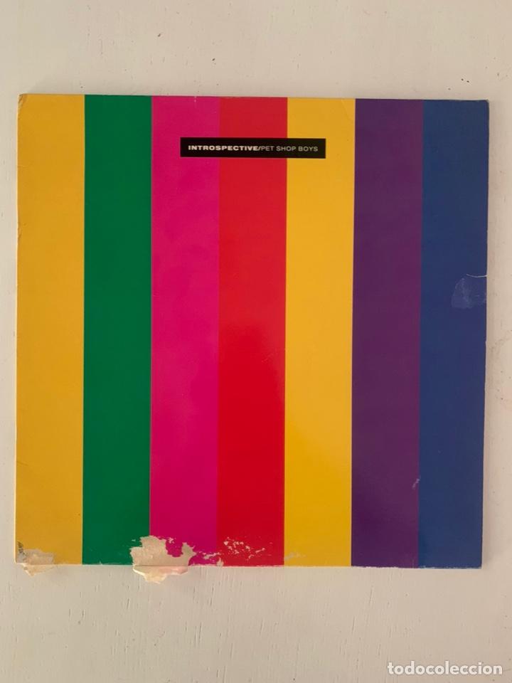 PET SHOP BOYS- INTROSPECTIVE (Música - Discos - LP Vinilo - Pop - Rock - New Wave Extranjero de los 80)
