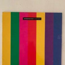 Discos de vinilo: PET SHOP BOYS- INTROSPECTIVE. Lote 209922612
