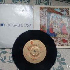 Discos de vinilo: E.P. (VINILO)-PROMOCION- NAVIDADES HISPAVOX 1969. Lote 209923195