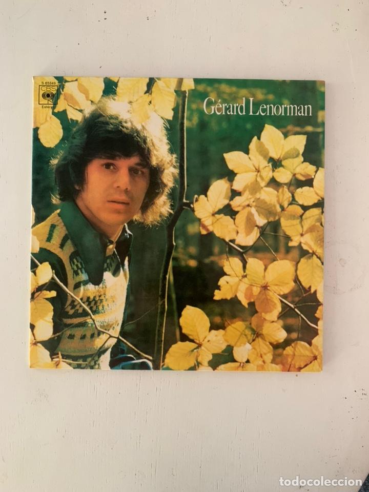 GÉRARD LENORMAN (Música - Discos - LP Vinilo - Canción Francesa e Italiana)