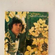Discos de vinilo: GÉRARD LENORMAN. Lote 209923726