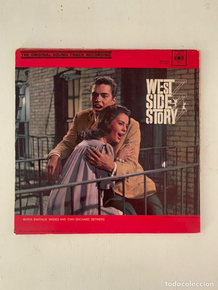 WEST SIDE STORY- THE ORIGINAL SOUND TRACK RECORDING (Música - Discos - LP Vinilo - Bandas Sonoras y Música de Actores )