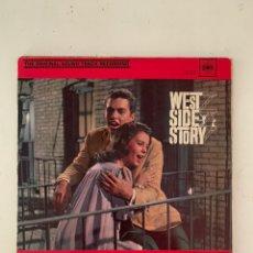 Discos de vinilo: WEST SIDE STORY- THE ORIGINAL SOUND TRACK RECORDING. Lote 209923867