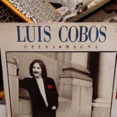 Discos de vinilo: LUIS COBOS. Lote 209926405
