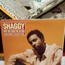 Discos de vinilo: SHAGGY. Lote 209926541