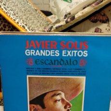 Discos de vinilo: JAVIER SOLIS. Lote 209926778