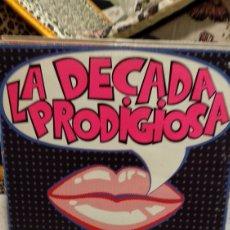 Discos de vinilo: LA DÉCADA PRODIGIOSA. Lote 209926918
