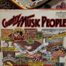 Discos de vinilo: COUNTRY MÚSICA PEOPLE. Lote 209928060