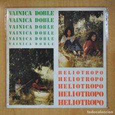 Discos de vinilo: VAINICA DOBLE - HELIOTROPO - GATEFOLD - LP. Lote 209942991