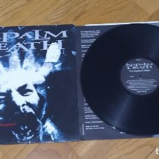 Discos de vinilo: VINILO NAPALM DEATH – FEAR, EMPTINESS, DESPAIR. DEATH METAL. ORIGINAL 1994.. Lote 209945445