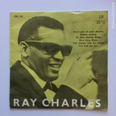 Discos de vinilo: RAY CHARLES – THE ORIGINAL RAY CHARLES SWEDEN GALA INTERNATIONAL. Lote 209958603