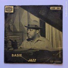 Discos de vinilo: BASIE – JAZZ SWEDEN 1956 KARUSELL. Lote 209959373