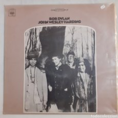 Discos de vinilo: BOB DYLAN. JOHN WESLEY HARDING. S 63252. FRANCIA 1968.. Lote 209962533
