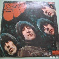 Discos de vinilo: THE BEATLES - LP RUBBER SOUL ESTEREO (MUY DIFICIL PRIMERA EDICIÓN ESPAÑOLA PCSL 5300). Lote 209968686