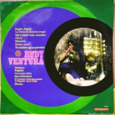 Discos de vinilo: RUDY VENTURA LP VERGARA 1969. Lote 209969363
