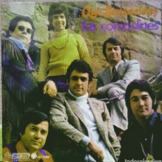 Dischi in vinile: LOS COMODINES - QUE SENSACIÓN! LP DIRESA 1973. Lote 209970231