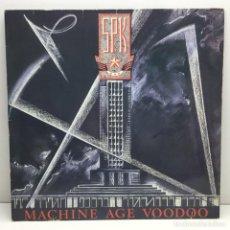 Discos de vinilo: LP - DISCO - VINILO - SPK - MACHINE AGE VOODOO - AÑO 1984. Lote 209973241