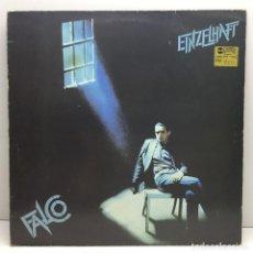 Discos de vinilo: LP - DISCO - VINILO - FALCO - EINZELHAFT - AÑO 1982. Lote 209974765