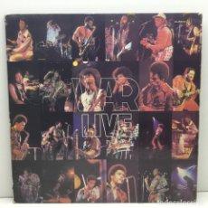 Discos de vinilo: 2 LP - DISCOS - VINILOS - WAR LIVE - - AÑO 1979. Lote 209974907