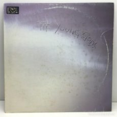 Discos de vinilo: LP - DISCO - VINILO - THE YOUNG GODS - FACE A FACE L'AMOURIR - MAXI SINGLE - AÑO 1988. Lote 209975290