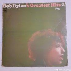Discos de vinilo: BOB DYLAN'S GREATEST HITS 2. S 62911. HOLANDA 1967. DISCO VG++. CARÁTULA VG.. Lote 209977412