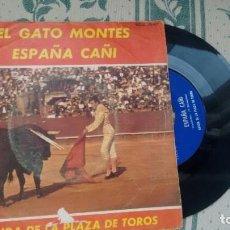 Discos de vinilo: SINGLE ( VINILO) DE BANDA DE LA PLAZA DE TOROS AÑOS 60. Lote 209985703