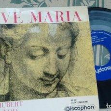 Discos de vinilo: SINGLE ( VINILO) DE LES GOSSES DE PARIS AÑOS 60. Lote 209986480