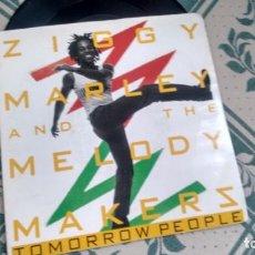 Discos de vinilo: SINGLE ( VINILO) DE ZIGGY MARLEY AND THE MELODY MAKERS AÑOS 80. Lote 209986670
