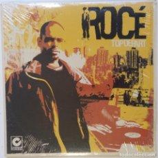 """Discos de vinilo: ROCÉ - TOP DEPART [FRANCIA HIP HOP / RAP] [[EDICIÓN ESPECIAL LIMITADA 2LP 12"""" 33RPM]] [[2001]]. Lote 210016916"""