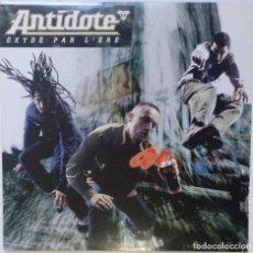 "Discos de vinilo: ANTÍDOTE - OXIDÉ PAR L' ÈRE [FRANCIA HIP HOP / RAP] [EDICIÓN ESPECIAL LIMITADA 2LP 12"" 33RPM][1996]. Lote 210019611"