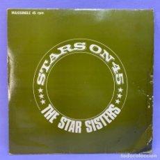 Discos de vinilo: LP - STARS ON 45 MAXISINGLE 1983 VG+. Lote 210022478